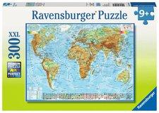 Ravensburger Politische Weltkarte (300 Teile XXL)