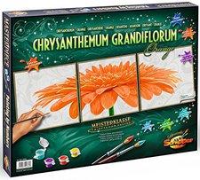 Schipper Malen nach Zahlen Chrysanthemum Grandiflorum orange