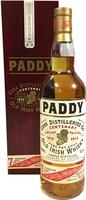 Paddy Centenary 7 Jahre 0,7l 43%