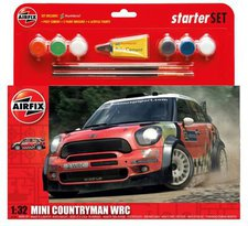 Airfix Mini Countryman Wrc (A03414)