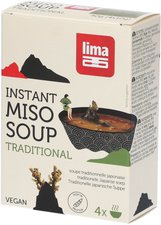 LIMA Food Instant Miso Suppe Traditionell (40 g)