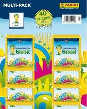 Panini Sticker WM 2014 Brazil - Multipack (8 Tüten)