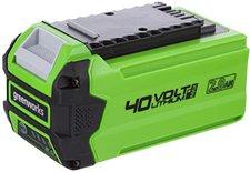 Greenworks 29717 40V Li-Ion Akku 2Ah