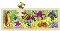 goki Einlegepuzzle Unterwasserleben