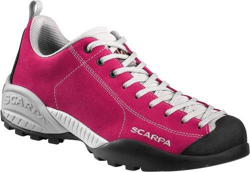 Scarpa Mojito Pink, Damen Freizeitschuh, Größe EU 38 - Farbe Fuxia Damen Freizeitschuh, Fuxia, Größe 38 - Pink