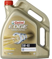 Castrol Edge Turbo Diesel Titanium FST 5W-40 (5 l)