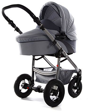 Knorr-Baby Jumper Grau/Schwarz