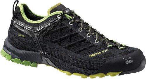 Salewa Firetail Evo GTX black/emerald