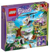 LEGO Friends - Jungle Bridge Rescue (41036)