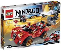 LEGO Ninjago X-1 Ninja Supercar (70727)