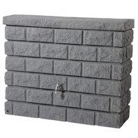 GRAF Wandtank Rocky 400 l granit-schwarz