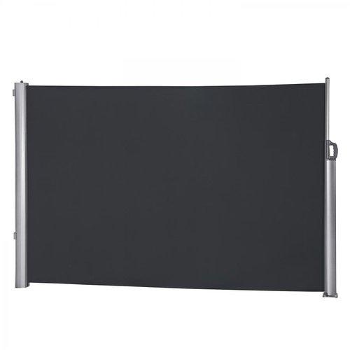 leco seitenmarkise 300 x 160 cm anthrazit g nstig kaufen. Black Bedroom Furniture Sets. Home Design Ideas