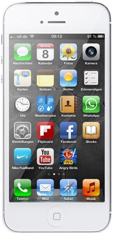 apple iphone 5 64gb wei ohne vertrag preisvergleich ab. Black Bedroom Furniture Sets. Home Design Ideas