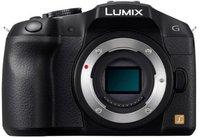 Panasonic Lumix DMC-G6 Body (schwarz)