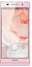 Huawei Ascend P6 Pink ohne Vertrag