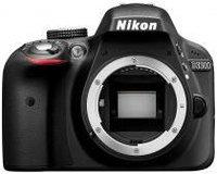 Nikon D3300 Body (rot)