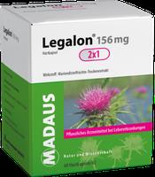 Opfermann Legalon 156 mg Hartkapseln (60 Stk.)