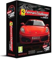 Ferrari Challenge + Lenkrad (PS3)