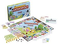 USAopoly Adventure Time Monopoly (englisch)