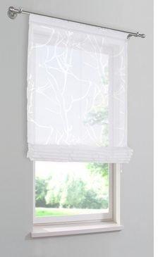 my home raffrollo pattani mit klettband g nstig kaufen. Black Bedroom Furniture Sets. Home Design Ideas