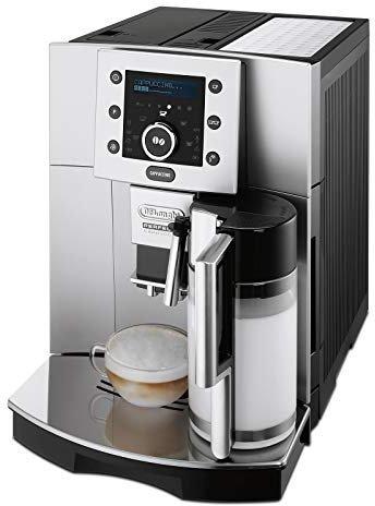 DeLonghi ESAM 5500 Perfecta Cappuccino silber