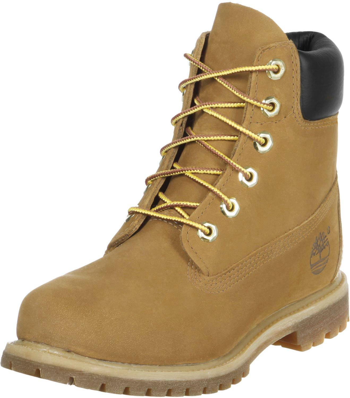 9f4915afe6efa1 Timberland 6 Inch Premium Boot - Rust Nubuck (72066) bestellen✓