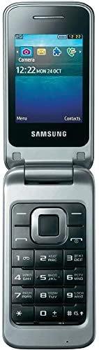 Samsung C3520 Metallic-Silver ohne Vertrag