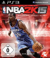 2K Games NBA 2K15 (PS3)