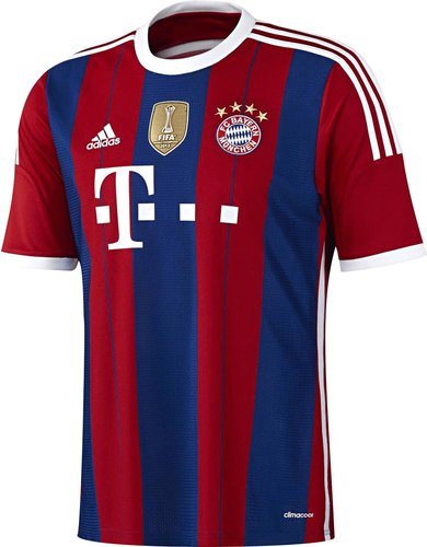 Adidas FC Bayern München Home Trikot 2014/2015