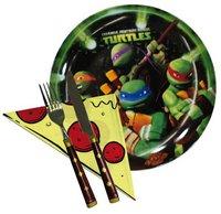 United Labels Pizza-Set Ninja Turtles