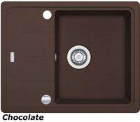 Franke Basis BFG 611-62 chocolate (Fragranit)