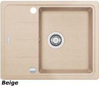 Franke Basis BFG 611-62 beige (Fragranit)