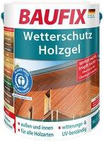 Baufix Wetterschutz-Holzgel Lärche 5 Liter