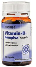 revomed Vitamin B-Komplex Kapseln (200 Stk.)