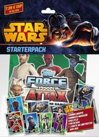 Topps Star Wars Force Attax Serie 5 - Starter Set