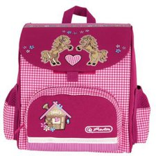 Herlitz Mini Soft Bag Pony Farm