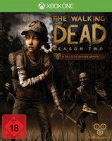 The Walking Dead: A Telltale Games Series - Season Two (Xbox One)