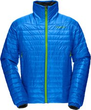 Norrona Falketind PrimaLoft60 Jacket Men Electric Blue