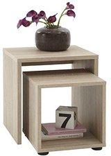 FMD Möbel SB-Design Beistelltisch Duo Eiche (621-001)