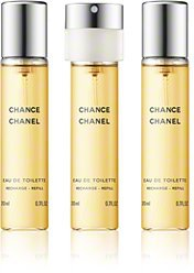 Chanel Chance Twist & Spray Eau de Toilette (3 x 20 ml)