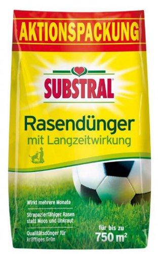 Substral Rasen-Dünger mit Langzeitwirkung 15 kg