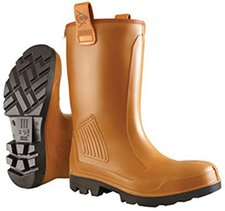 Dunlop Boots Purofort Rig-Air Fur Lining full safety