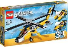 LEGO Creator - Gelbe Flitzer (31023)