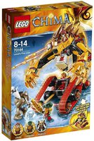 LEGO Legends Of Chima - Lavals Feuerlöwe (70144)