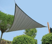 Holzkontor 24 Sonnensegel Dreieck 420 x 420 cm