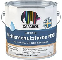 Caparol Capadur Color Wetterschutzfarbe 2,5 l (verschiedene Farben)