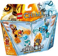 LEGO Legends of Chima - Speedorz Feuer gegen Eis (70156)