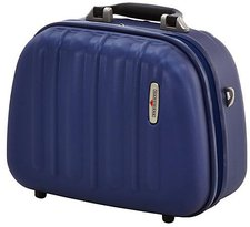 Hardware Profile Plus Beautycase 37 cm surfin blue grained