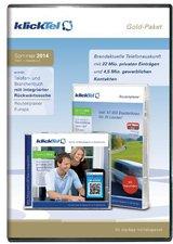Buhl Data KlickTel Gold-Paket Sommer 2014 (DE)