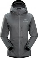 Arcteryx Squamish Hoody Women's Iron Anvil